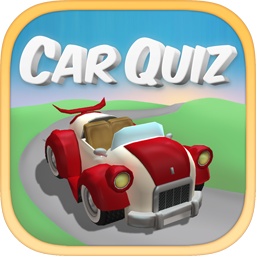 CarQuiz Math Game Logo